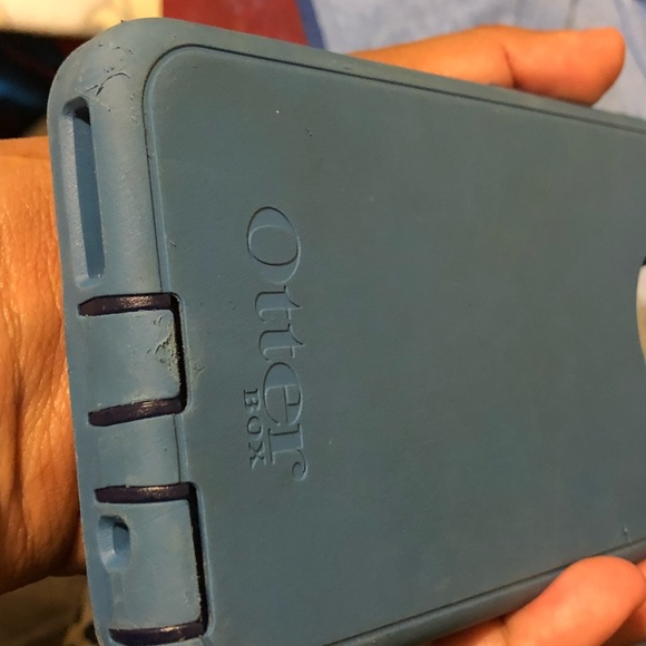 OtterBox Defender iPhone 6 Plus color blue